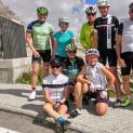 Radsportler Dolomitenwochen