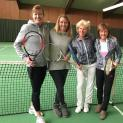 Auftakt der Albersloher Tennisdamen in der Westfalenliga 50 nicht geglückt